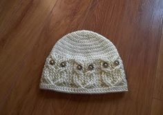 Crochet For Free: It's a hoot! an Owl Hat (Baby, Child, Adult)