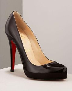 because every girl needs a great pair of black pumps