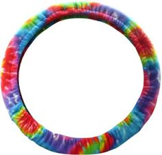 Steering Wheel Cover Store - Tie Dye Hippie Print Soft Car Truck Steering Wheel Cover by Steering Wheel Cover Store, http://www.amazon.com/dp/B00EKO9TC2/ref=cm_sw_r_pi_dp_6wngsb0GJT5QD
