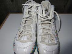ded5924b0df73 NIKE LITTLE POSITE PRO PS FRUITY PEBBLES FOAMPOSITE 843755-101 sz 3y  bin---33  fashion  clothing  shoes  accessories  kidsclothingshoesaccs   unisexshoes ...