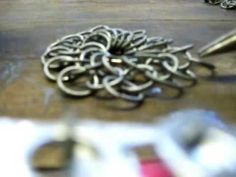 How To Make A Chainmaille Coif (Expanding Weave)