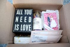 CherJoy: Engagement gift idea: Thrilled for you