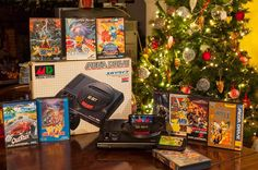 This is the best Christmas present for every retrogamer - immortal games and console of the 16 bit Epic Age! #streetofrage #streetofrage2 #retroinfluencer #blogger #16bit #sprites  #goldenaxe #elviento #shinobi2 #sega  #sonic #megadrive #genesis #videogames #cartridge #sprites #16bit #retrocollective #retrocollection #collezioni #videogiochi #retrogames #twitter