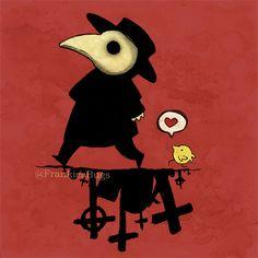 Plague Doctor III by FrankiesBugs on DeviantArt