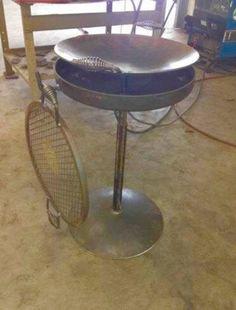 BBQ cooker