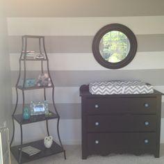 Changing table / dresser  Cruz's nursery:)