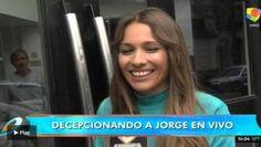 """""""Para ella hablar de su hija"""": el desubicado comentario de Jorge Rial sobre Pampita"""