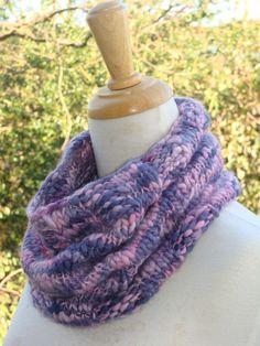 colinette yarn cowl