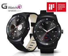 LG G Watch R (W110)