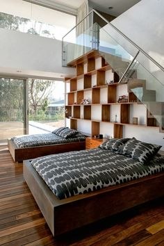 World of #Architecture: #Modern Dream #Home In Guatemala City by Paz Arquitectura   #worldofarchi #house #bedroom