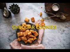 Čedarové Kekse – Stvory z kuchyne Cheddar, Cereal, Cookies, Breakfast, Blog, Biscuits, Morning Coffee, Cheddar Cheese, Blogging