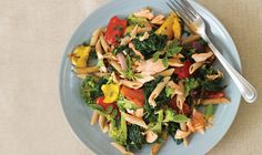 Healthy dinner recipes - Superfood pasta