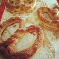 Tuesday Cook Off ~ Auntie Anne's Pretzel Recipe
