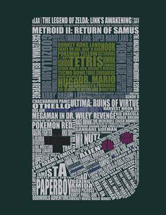 Gameboy... Word by ~M-Watts-Art on deviantART   Nintendo Game Boy, Feelings Games, Super Mario Land, E Skate, Pokemon Red, Retro Videos, The Donkey, Old Video, Metroid