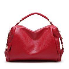 Womens Lovely Leather Classy Handbag