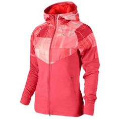 1b23dac0e955 Nike Dri-Fit Fanatic Running Jacket - Women s - Running - Clothing - Pink  Clay
