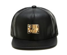 Hermes inspired leather cap Leather Hats 895f947befce
