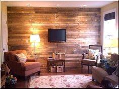 industrial loft design, ipari loft bútor, loft bútor, loft l Living Room Wall Designs, Loft Design, Industrial Loft, Pallet Projects, Sweet Home, Wood, Home Decor, Creative Ideas, Bing Images