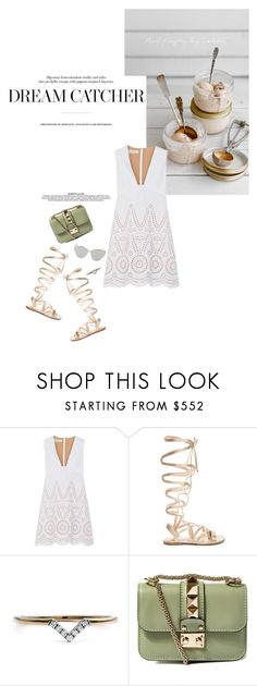 Spring 2016: Trendy and chic by ecletica-and-chic on Polyvore featuring STELLA McCARTNEY, Gianvito Rossi, Valentino, Diamonds Unleashed and Christian Dior