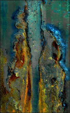 Rust | さび | Rouille | ржавчина | Ruggine | Herrumbre | Chip | Decay | Metal | Corrosion | Tarnish | Texture | Colors | Contrast | Patina | Decay | Don Taylor