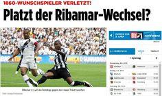 Imprensa alemã cita lesão e revela receio por Ribamar; empresário nega #globoesporte