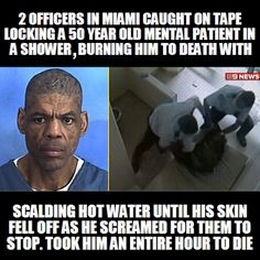 Tell me there's no problem with race in America, or there no problem with our police, or that for profit prisons arnt cruel and unusual punishment.