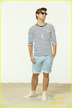 Garrett Clayton: 60s-Inspired 'Teen Beach Movie' Photo Shoot