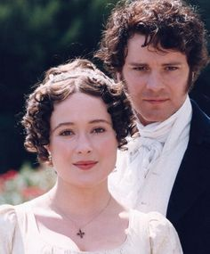 The best Elizabeth and Darcy ever put to screen!!