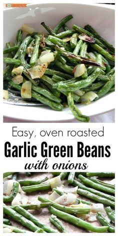 Easy oven roasted G Easy oven roasted Garlic Green Beans with onions Recipe : http://ift.tt/1hGiZgA And @ItsNutella  http://ift.tt/2v8iUYW