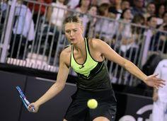 WTA-Turnier: Scharapowa muss auf Teilnahme verzichten