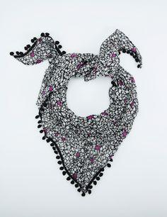 CORINNE scarf multi