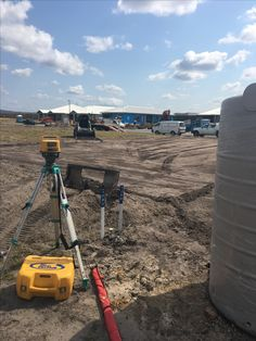 #bobcat #positrack#site cut construction #building#laser