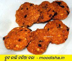 #moodisa Dal Coconut vada Recipe in Odia