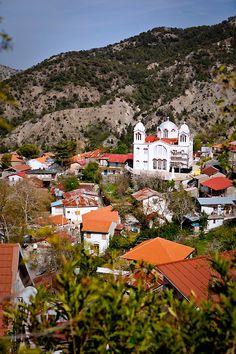 Pedoulas, Troodos, Cyprus
