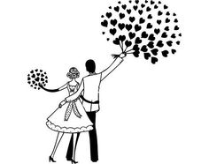 Pečiatka na THANK YOU? God Centered Relationship, Tampon Scrapbooking, Wedding Silhouette, Silhouette Portrait, Tea Art, Tampons, Hand Embroidery Designs, Marie, Minnie Mouse