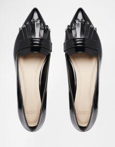 Image 3 ofASOS MELLOW Flat Shoes
