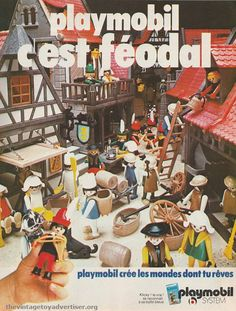 catalogue Playmobil vintage collectionneur