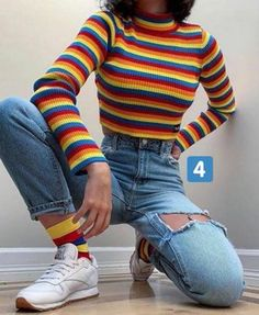 36 Newest Spring Fashion Trends Ideas For Girls Teens 2019 More colors? The post 36 Newest Spring Fashion Trends Ideas For Girls Teens 2019 appeared first on Mizan. Mode Outfits, Retro Outfits, Grunge Outfits, Trendy Outfits, Girl Outfits, Fashion Outfits, School Outfits, Fashion Styles, Summer Outfits