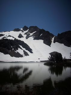 Winnemucca Lake, Alpine County, CA