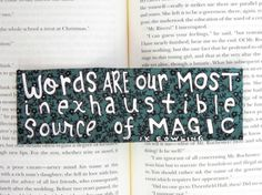 Hey, I found this really awesome Etsy listing at https://www.etsy.com/listing/190428069/painted-bookmark-floral-dumbledore-quote