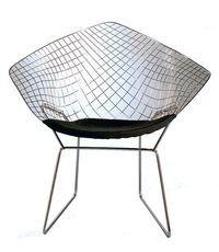 Harry Bertoia Stuhl, Chair Diamond (1952)