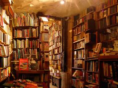 Shakespeare and Company bookshop by gadl, via Flickr