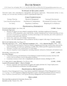 Narcotics Officer Sample Resume Glamorous 16 Best Resumes Images On Pinterest  Bing Images Sample Resume And .