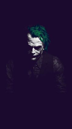 Looking For Joker Wallpaper? Here you can find the Joker Wallpapers hd and Wallpaper For mobile, desktop, android cell phone, and IOS iPhone. Joker Heath, Le Joker Batman, Der Joker, Joker Art, Joker And Harley Quinn, Batman Book, Gotham Batman, Batman Art, Batman Robin