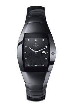 Junghans Watch Aura Quadra #bezel-fixed #bracelet-strap-ceramic #brand-junghans #case-depth-8-5mm #case-material-ceramic #case-width-29-5-x-28-9mm #date-yes #delivery-timescale-call-us #dial-colour-black #gender-mens #luxury #movement-quartz-battery #official-stockist-for-junghans-watches #packaging-junghans-watch-packaging #style-dress #subcat-aura-quadra #supplier-model-no-013-1122-44 #warranty-junghans-official-2-year-guarantee #water-resistant-30m