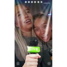 Lisa and Lena live