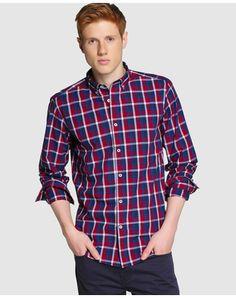 Camisa Regular de hombre Easy Wear