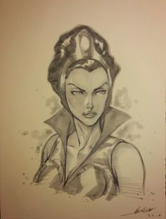 Teela by Alvin Lee