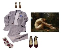 """""""summer blood"""" by wetdreams ❤ liked on Polyvore featuring Zara and Oasis"""