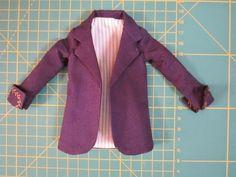 Mimin Dolls: um casaco para um príncipe